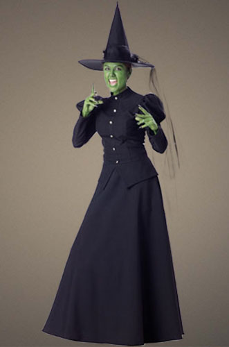 Wicked Dress